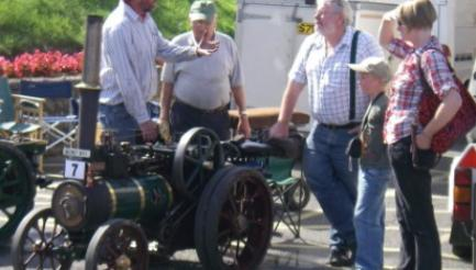Burrows Engine, Bude-Stratton Heritage Day