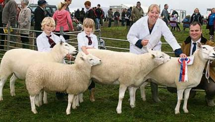Holsworthy and Stratton Agricultural Show