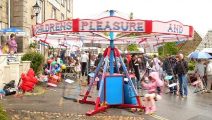 St Agnes Victorian Street Fayre, Cornwall