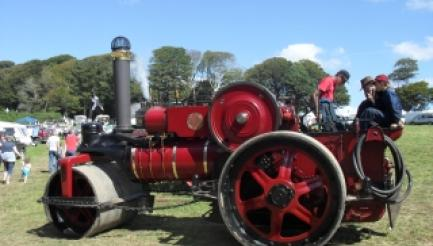 Morval Vintage Steam Rally | Looe | Cornwall