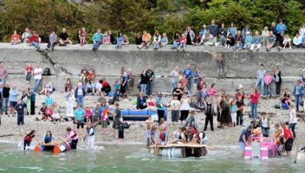 Charlestown Regatta Week, Cornwall