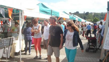 Events in Cornwall |The Big Produce Market | Truro | Cornwall