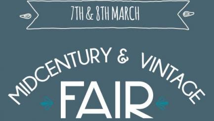 Mid century vintage fair | events in Cornwall | Mawgan Porth