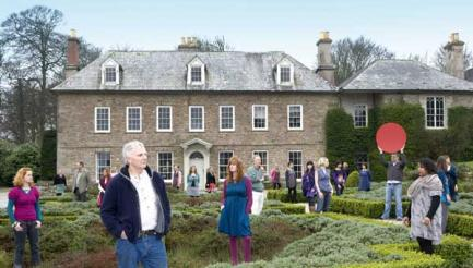 Cornwall Design Fair, Trereife, Penzance, Cornwall