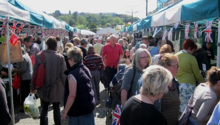 The Big Produce Market | Truro | Visit Cornwall