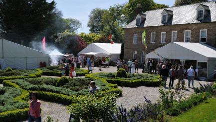 Trereife Easter Food and Craft Fair, Penzance