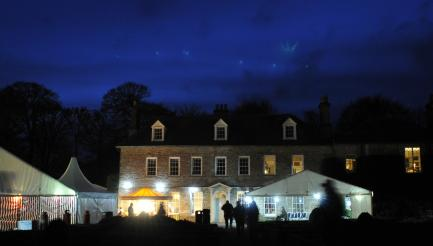 Events in Cornwall | Trereife Christmas Fair | Penzance | Cornwall