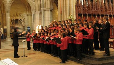 2012 image Cornwall International Male Voice Choir Festival